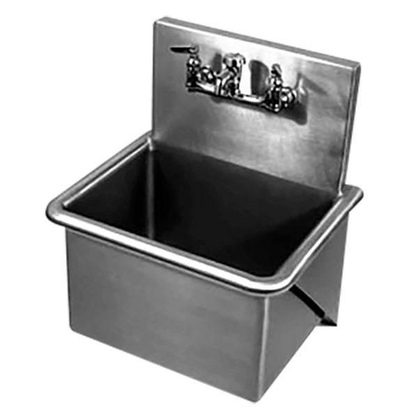 Css 2419 Commercial Service Sink Willoughby Industries