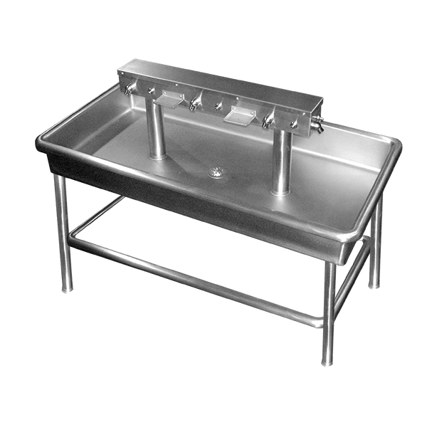 Cwis Commercial Stainless Steel Sinks Willoughby Industries