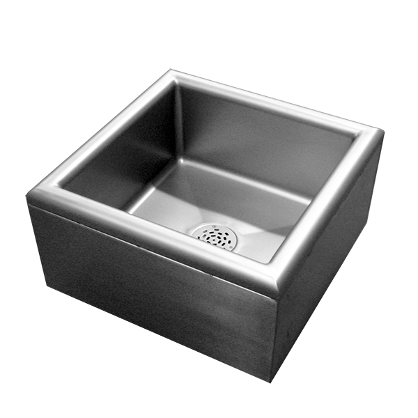 CWMS Series Commercial Mop Sink - Willoughby Industries