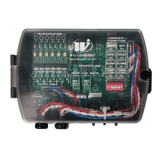 WMSII Electronic Water Controls