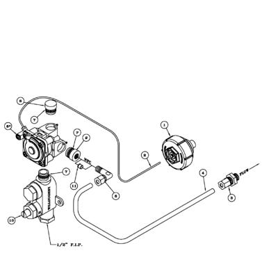 Pneumatic Metering Valves - Pre 2014