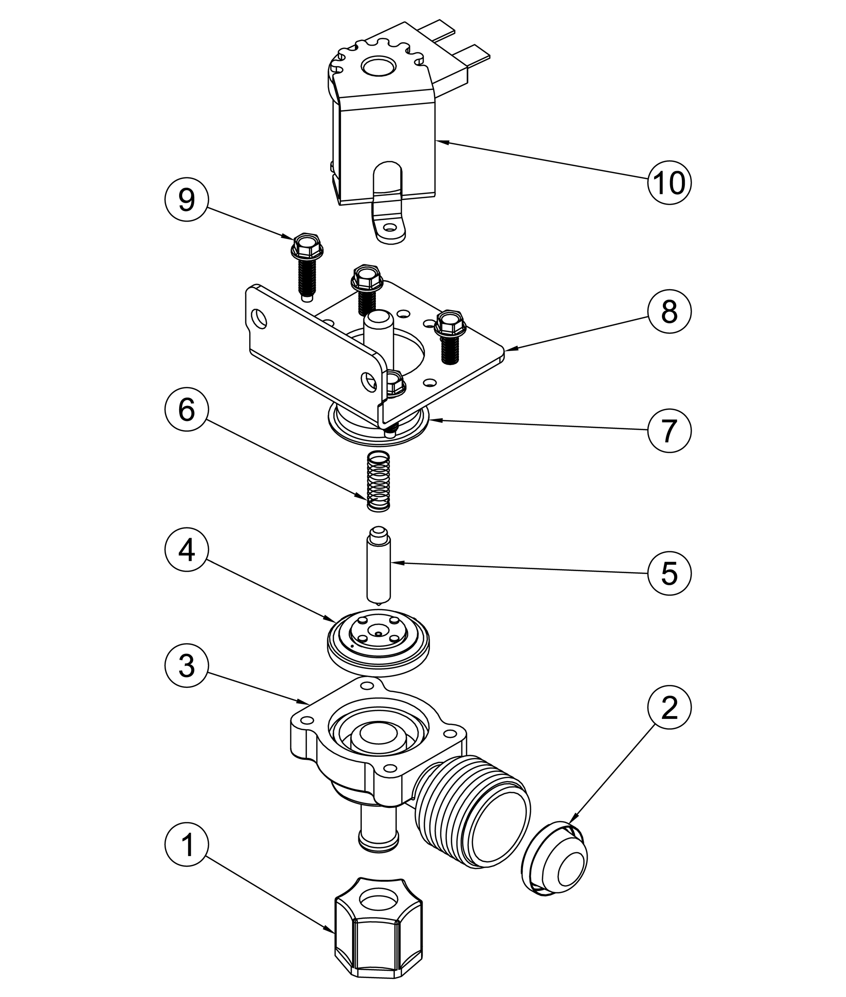 diagram of solenoid circuit electricity site 24 Volt System Wiring Diagram solenoid valve plastic 1 temp 24v willoughby industries