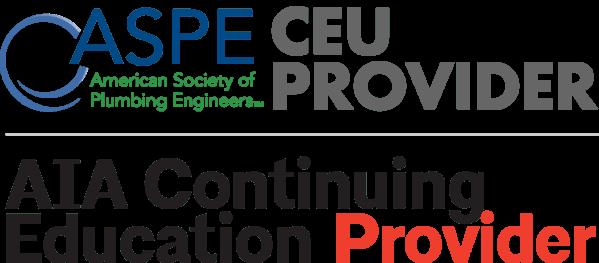 ASPE/AIA Continuing Education Provider