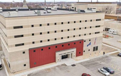 Willoughby Products Featured in Saginaw County Office & Detention Center