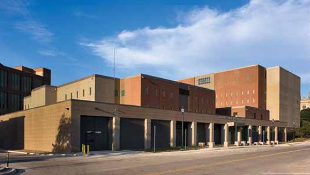 Minnehaha County Jail